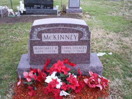 MCKINNEY, MARGARET R. - Ross County, Ohio | MARGARET R. MCKINNEY - Ohio Gravestone Photos