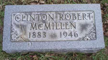 MCMILLEN, CLNTON ROBERT - Ross County, Ohio | CLNTON ROBERT MCMILLEN - Ohio Gravestone Photos