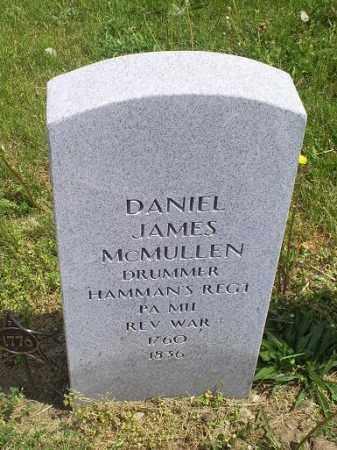 MCMULLEN, DANIEL JAMES - Ross County, Ohio   DANIEL JAMES MCMULLEN - Ohio Gravestone Photos