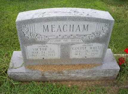 MEACHAM, GOLDIE - Ross County, Ohio | GOLDIE MEACHAM - Ohio Gravestone Photos