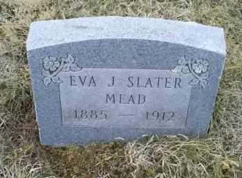 MEAD, EVA J. - Ross County, Ohio | EVA J. MEAD - Ohio Gravestone Photos