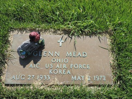 MEAD, GLENN - Ross County, Ohio | GLENN MEAD - Ohio Gravestone Photos