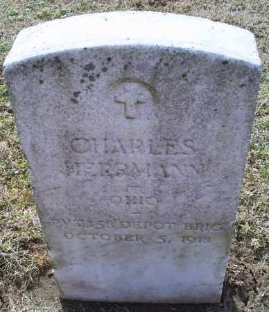 MERRIMANN, CHARLES - Ross County, Ohio | CHARLES MERRIMANN - Ohio Gravestone Photos