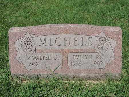 MICHELS, EVELYN R - Ross County, Ohio | EVELYN R MICHELS - Ohio Gravestone Photos