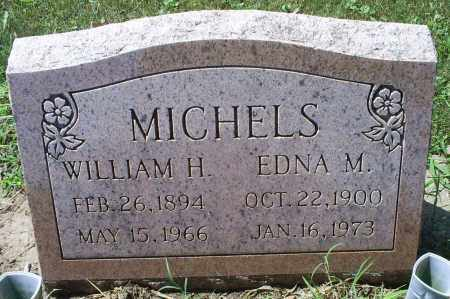 MICHELS, WILLIAM H. - Ross County, Ohio | WILLIAM H. MICHELS - Ohio Gravestone Photos