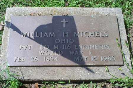 MICHELS, WILLIAM H. - Ross County, Ohio   WILLIAM H. MICHELS - Ohio Gravestone Photos