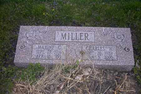 MILLER, MAXINE C. - Ross County, Ohio | MAXINE C. MILLER - Ohio Gravestone Photos