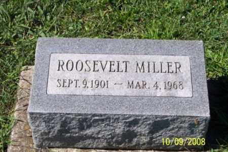 MILLER, ROOSEVELT - Ross County, Ohio | ROOSEVELT MILLER - Ohio Gravestone Photos