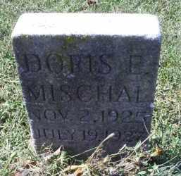 MISCHAL, DORIS E. - Ross County, Ohio   DORIS E. MISCHAL - Ohio Gravestone Photos
