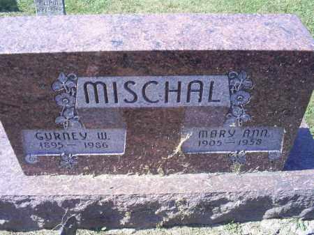 MISCHAL, MARY ANN - Ross County, Ohio | MARY ANN MISCHAL - Ohio Gravestone Photos