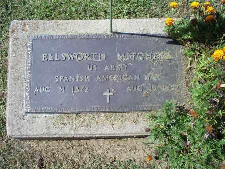MITCHELL, ELLSWORTH - Ross County, Ohio | ELLSWORTH MITCHELL - Ohio Gravestone Photos
