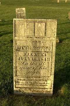 MOFFITT, JAMES - Ross County, Ohio | JAMES MOFFITT - Ohio Gravestone Photos