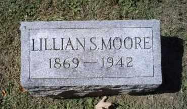 MOORE, LILLIAN S. - Ross County, Ohio | LILLIAN S. MOORE - Ohio Gravestone Photos