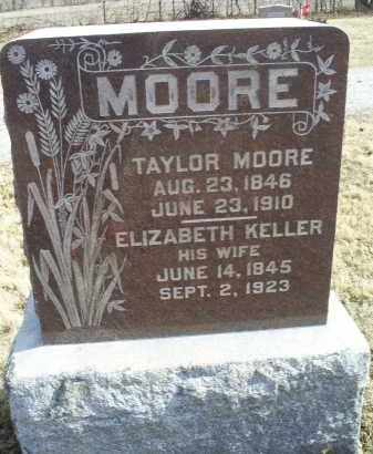 MOORE, TAYLOR - Ross County, Ohio | TAYLOR MOORE - Ohio Gravestone Photos