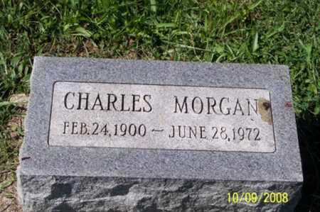 MORGAN, CHARLES - Ross County, Ohio | CHARLES MORGAN - Ohio Gravestone Photos