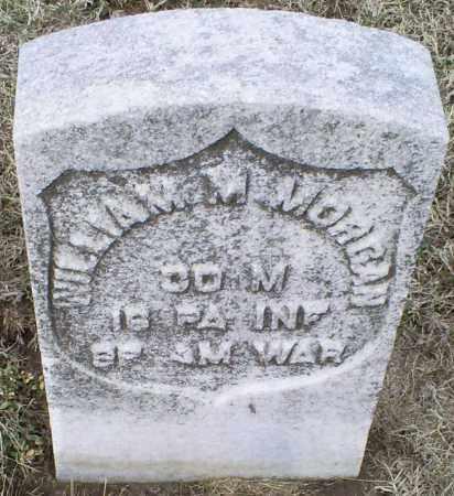 MORGAN, WILLIAM M. - Ross County, Ohio | WILLIAM M. MORGAN - Ohio Gravestone Photos