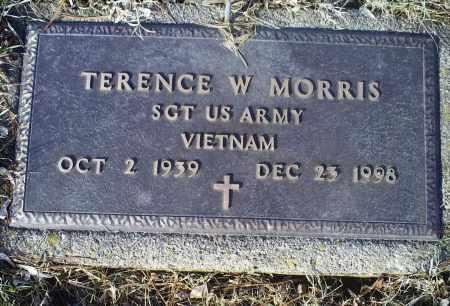MORRIS, TERENCE W. - Ross County, Ohio | TERENCE W. MORRIS - Ohio Gravestone Photos