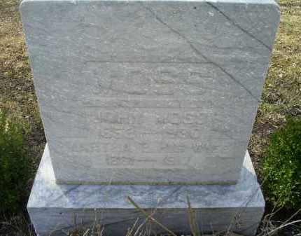 MOSS, MARTHA E. - Ross County, Ohio | MARTHA E. MOSS - Ohio Gravestone Photos