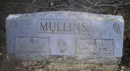 MULLINS, CURTIS - Ross County, Ohio | CURTIS MULLINS - Ohio Gravestone Photos