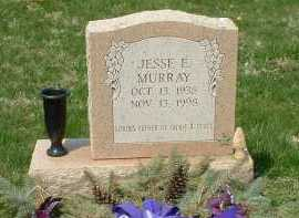 MURRAY, JESSE E. - Ross County, Ohio | JESSE E. MURRAY - Ohio Gravestone Photos