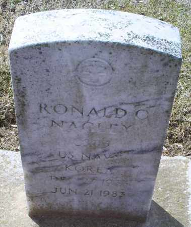 NAGLEY, RONALD C. - Ross County, Ohio | RONALD C. NAGLEY - Ohio Gravestone Photos
