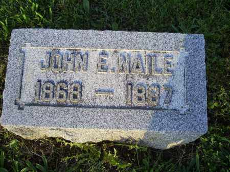 NAILE, JOHN E. - Ross County, Ohio | JOHN E. NAILE - Ohio Gravestone Photos
