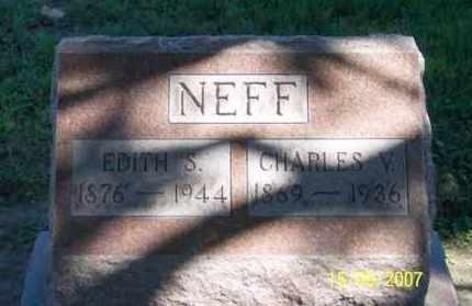 NEFF, EDITH S. - Ross County, Ohio | EDITH S. NEFF - Ohio Gravestone Photos
