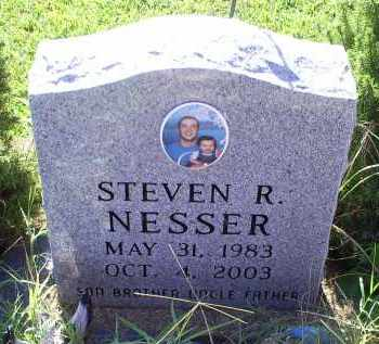 NESSER, STEVEN R. - Ross County, Ohio | STEVEN R. NESSER - Ohio Gravestone Photos