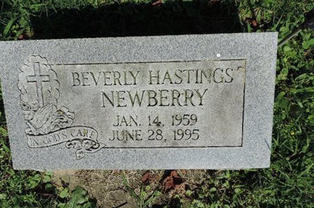 NEWBERRY, BEVERLY - Ross County, Ohio | BEVERLY NEWBERRY - Ohio Gravestone Photos