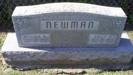 NEWMAN, WILLIAM R. - Ross County, Ohio | WILLIAM R. NEWMAN - Ohio Gravestone Photos