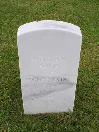 NICE, WILLIAM - Ross County, Ohio | WILLIAM NICE - Ohio Gravestone Photos