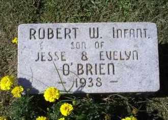 O/BRIEN, ROBERT W. - Ross County, Ohio | ROBERT W. O/BRIEN - Ohio Gravestone Photos