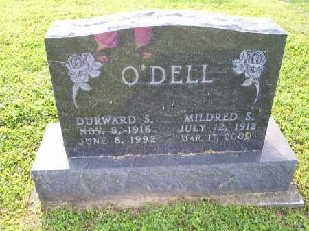 O'DELL, DURWARD S. - Ross County, Ohio   DURWARD S. O'DELL - Ohio Gravestone Photos