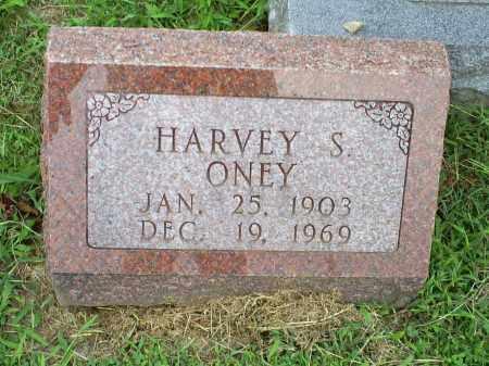 ONEY, HARVEY S. - Ross County, Ohio | HARVEY S. ONEY - Ohio Gravestone Photos