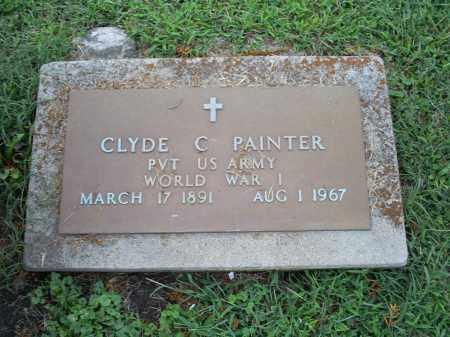 PAINTER, CLYDE C. - Ross County, Ohio | CLYDE C. PAINTER - Ohio Gravestone Photos