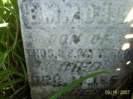 PATTERSON, EMOR BAIL - Ross County, Ohio | EMOR BAIL PATTERSON - Ohio Gravestone Photos