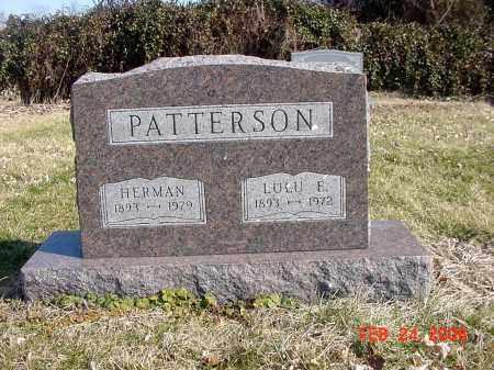 PATTERSON, HERMAN - Ross County, Ohio | HERMAN PATTERSON - Ohio Gravestone Photos