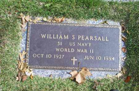 PEARSALL, WILLIAM S. - Ross County, Ohio | WILLIAM S. PEARSALL - Ohio Gravestone Photos