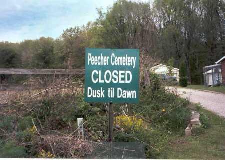 PEECHER, CEMETERY - Ross County, Ohio | CEMETERY PEECHER - Ohio Gravestone Photos