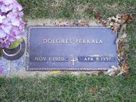 PEKKALA, DOLORES - Ross County, Ohio | DOLORES PEKKALA - Ohio Gravestone Photos