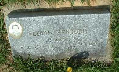PENROD, ELDON - Ross County, Ohio | ELDON PENROD - Ohio Gravestone Photos