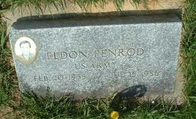 PENROD, ELDON - Ross County, Ohio   ELDON PENROD - Ohio Gravestone Photos
