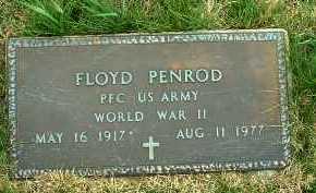 PENROD, FLOYD - Ross County, Ohio | FLOYD PENROD - Ohio Gravestone Photos