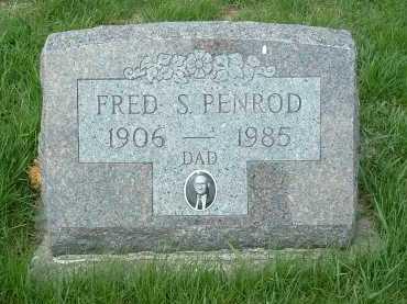 PENROD, FRED S. - Ross County, Ohio | FRED S. PENROD - Ohio Gravestone Photos