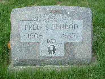 PENROD, FRED S. - Ross County, Ohio | FRED S. PENROD - Ohio Gravestone Photos