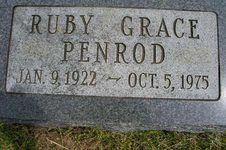 PENROD, RUBY - Ross County, Ohio   RUBY PENROD - Ohio Gravestone Photos