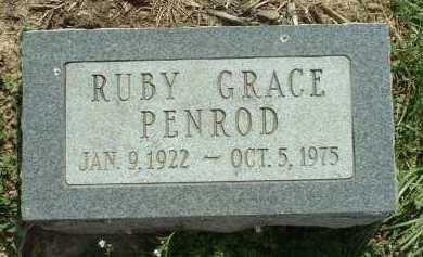 PENROD, RUBY GRACE - Ross County, Ohio | RUBY GRACE PENROD - Ohio Gravestone Photos