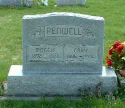 PENWELL, CARY - Ross County, Ohio | CARY PENWELL - Ohio Gravestone Photos