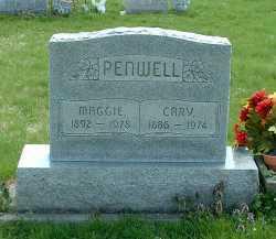 PENWELL, MAGGIE - Ross County, Ohio | MAGGIE PENWELL - Ohio Gravestone Photos