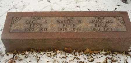 PERIE, EMMA LEE - Ross County, Ohio | EMMA LEE PERIE - Ohio Gravestone Photos